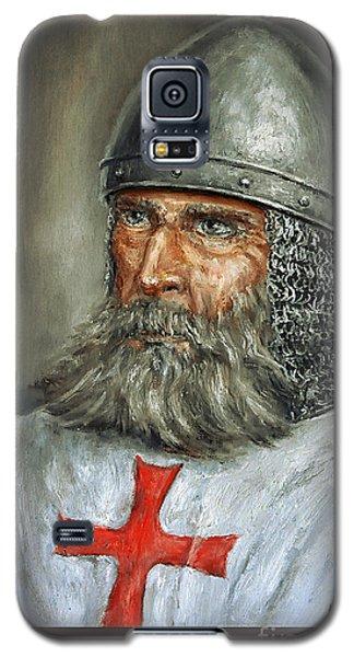 Knight Templar Galaxy S5 Case by Arturas Slapsys