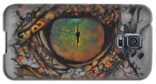 Lizards Eye Galaxy S5 Case