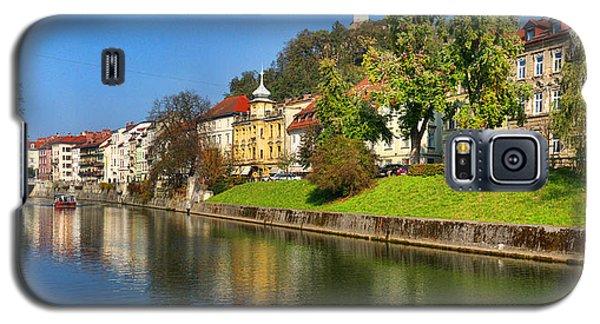 Ljubljanica Galaxy S5 Case