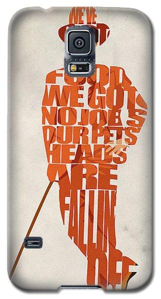 Lloyd Christmas Galaxy S5 Case