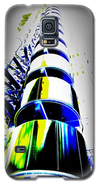 Lloyd's Building London Art Galaxy S5 Case