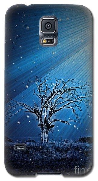 Loan Oak Light Trail - No1410 Galaxy S5 Case