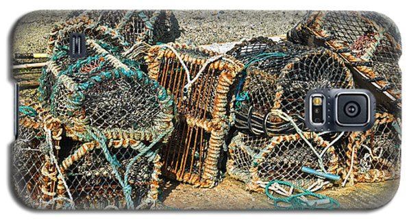 Lobster Pots Galaxy S5 Case