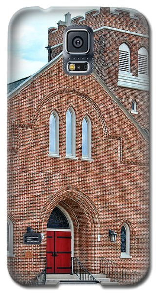 Local Church Galaxy S5 Case by Linda Segerson