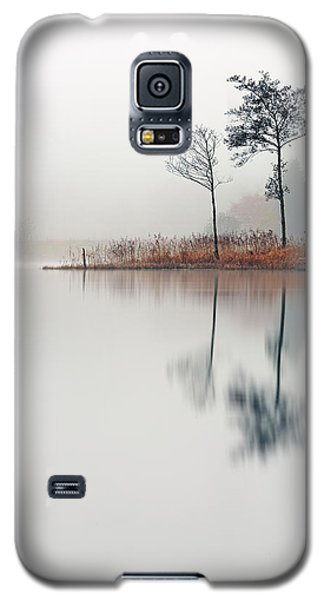 Loch Ard Reflections Galaxy S5 Case by Grant Glendinning