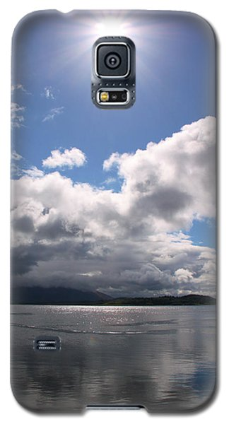 Galaxy S5 Case featuring the photograph Loch Etive by Elizabeth Lock