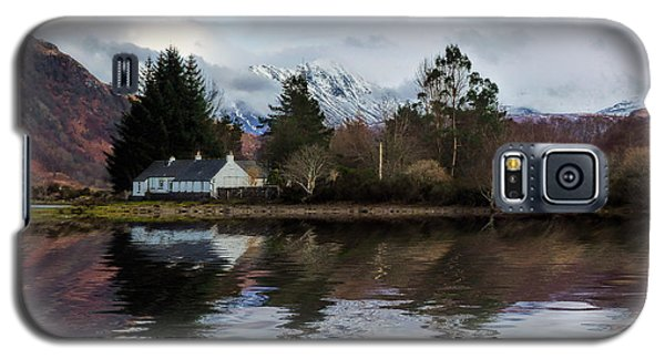 Loch Etive Reflections Galaxy S5 Case