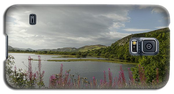 Galaxy S5 Case featuring the photograph Loch Fleet Scotland by Sally Ross