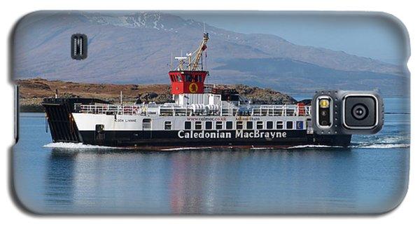 Loch Linnhe Ferry - Oban Galaxy S5 Case