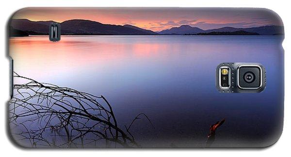 Loch Lomond Sunset Galaxy S5 Case