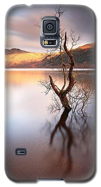 Loch Lomond Tree Galaxy S5 Case