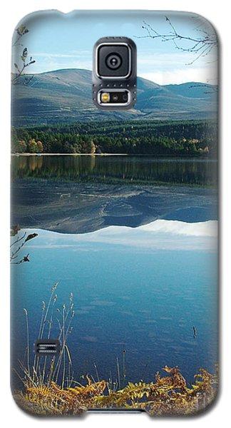 Loch Morlich - Autumn Galaxy S5 Case by Phil Banks