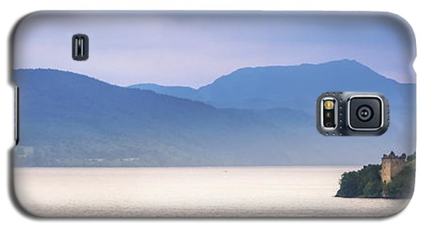Loch Ness And Urquhart Castle Galaxy S5 Case