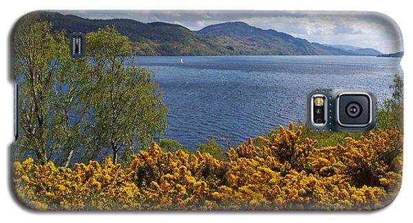 Loch Ness - Springtime Galaxy S5 Case