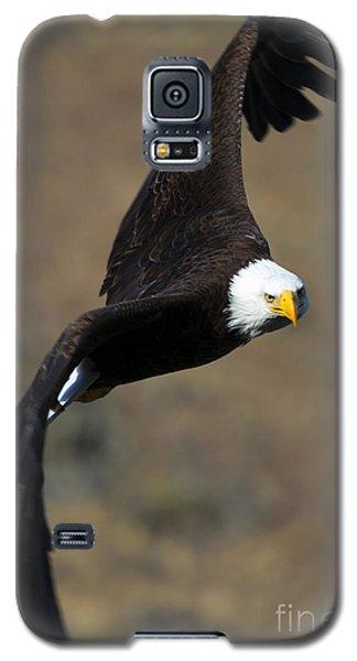 Locked In Galaxy S5 Case by Mike  Dawson