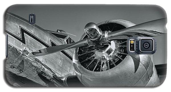 Lockheed 12a Electra Junior  Galaxy S5 Case