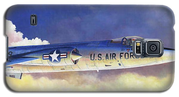Lockheed F-104a Starfighter Galaxy S5 Case