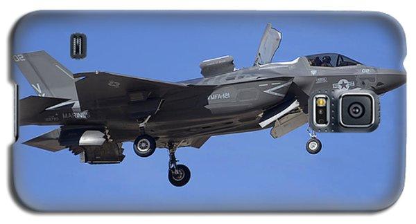 Lockheed-martin F-35b Lightning 2 Buno 168720 Luke Air Force Base December 10 2013 Galaxy S5 Case