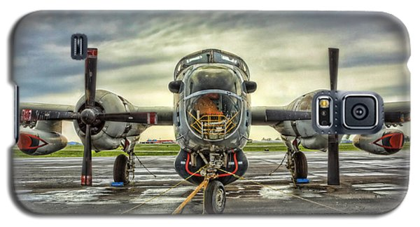 Lockheed P-2 Neptune Gunship Galaxy S5 Case