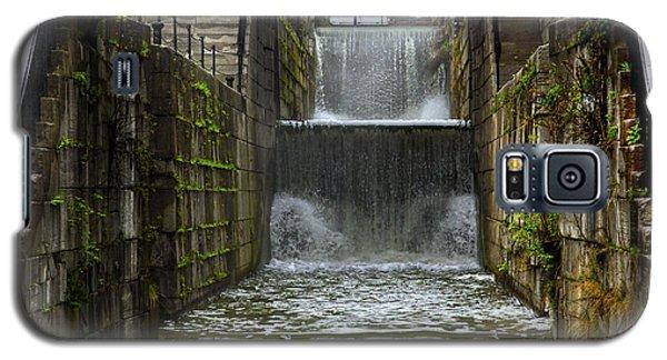 Lockport Falls Galaxy S5 Case by Richard Engelbrecht