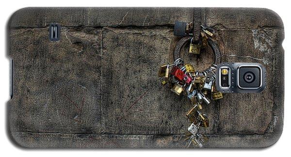 Locks Of Love Galaxy S5 Case