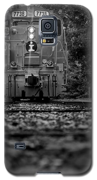 Locomotive 7738 Galaxy S5 Case