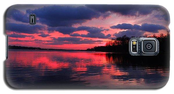 Locust Sunset Galaxy S5 Case