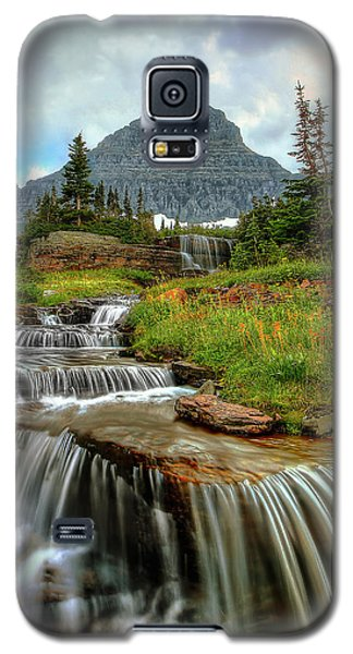 Logan Cascades Galaxy S5 Case