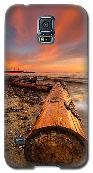 Login To Nature Galaxy S5 Case by Eti Reid
