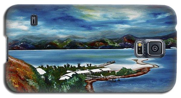 Loloata Island Galaxy S5 Case