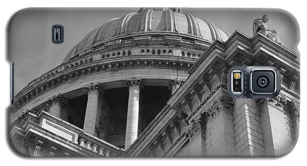 London St Pauls Cathedral Galaxy S5 Case by Cheryl Miller