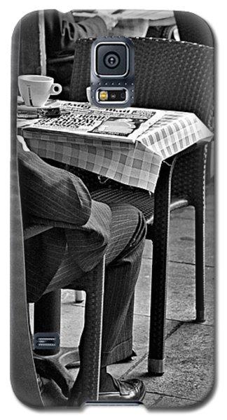 London 1 Galaxy S5 Case by Steven Richman