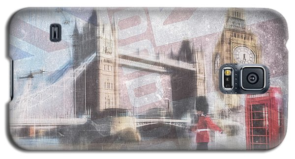 London Blue Galaxy S5 Case