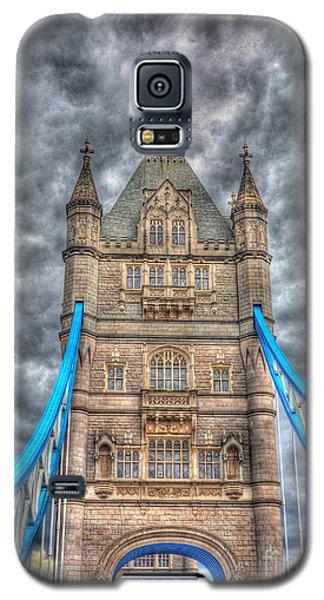 London Bridge - High Dynamic Range Galaxy S5 Case