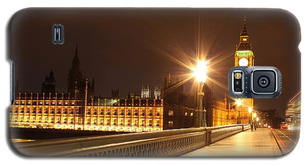 London By Night Galaxy S5 Case