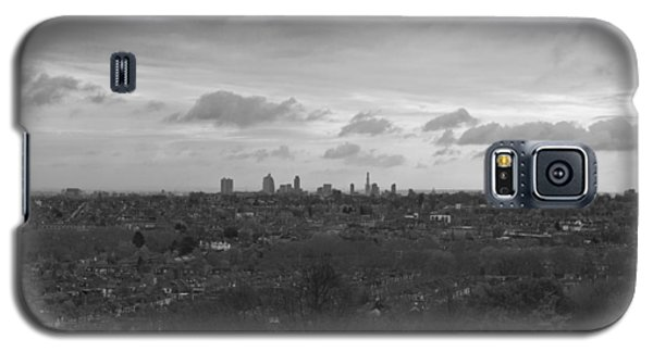Galaxy S5 Case featuring the photograph London City by Maj Seda
