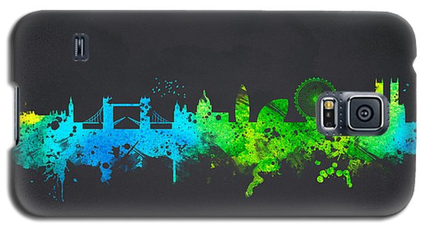 London England Galaxy S5 Case
