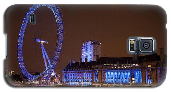 London Eye Evening Galaxy S5 Case