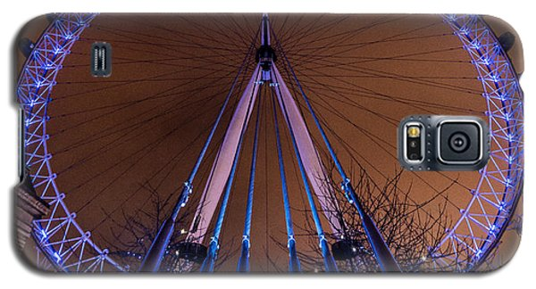 London Eye Supports Galaxy S5 Case by Matt Malloy
