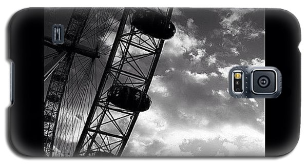 Classic Galaxy S5 Case - #london #londra #bigben #londoneye by Ozan Goren