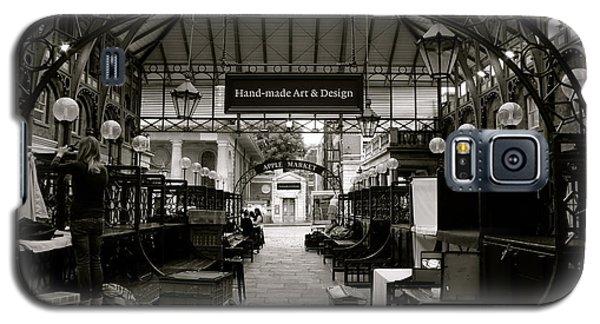 London Market Galaxy S5 Case by David Warrington