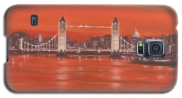 London Galaxy S5 Case by Neil Kinsey Fagan