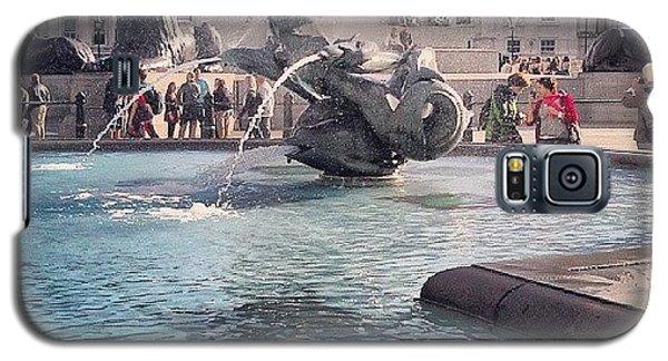 London Galaxy S5 Case - #london #piccadelly #water #uk by Abdelrahman Alawwad