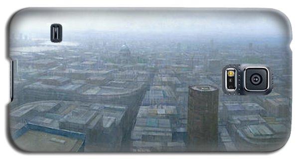 London Skyline Cityscape Galaxy S5 Case