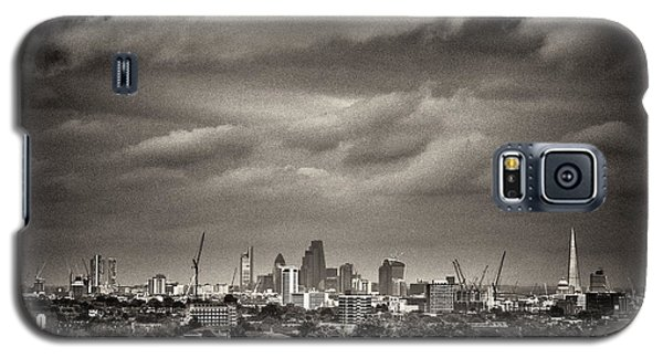 London Skyline From Hampstead Heath Galaxy S5 Case