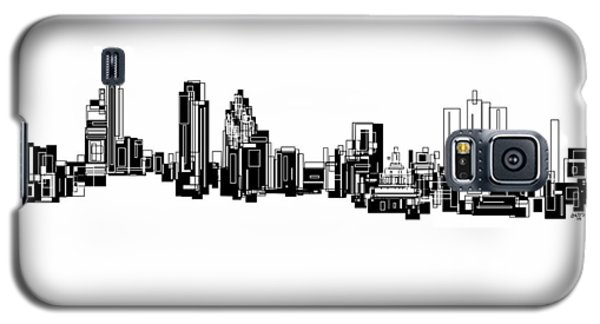 London Skyline Galaxy S5 Case
