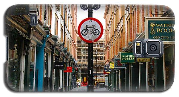 London Street Galaxy S5 Case by David Warrington