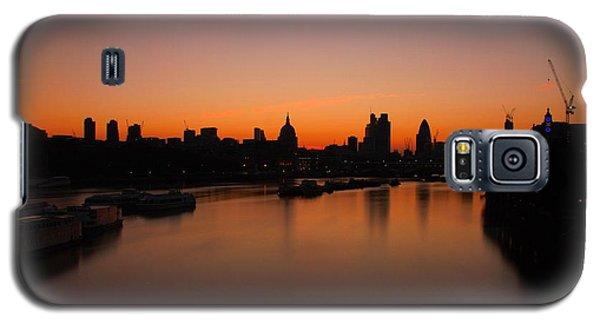 London Sunrise 2 Galaxy S5 Case