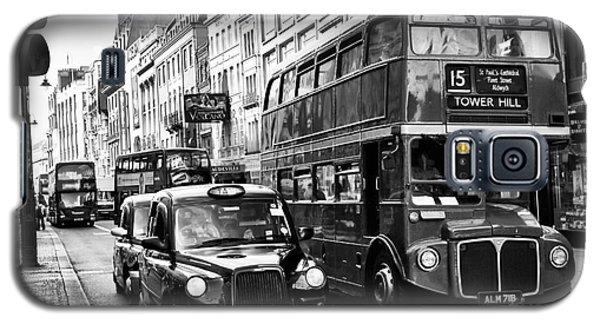 London Traffic Galaxy S5 Case