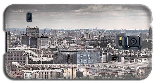 London Under Grey Skies Galaxy S5 Case